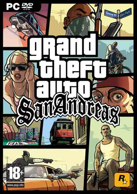 gta san andreas pc gta san andreas full pc mf